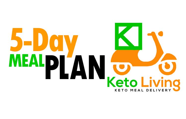 Keto Diet Menu 5 Day Meal Plan Lose Weight Fast
