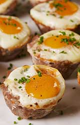 pork and egg